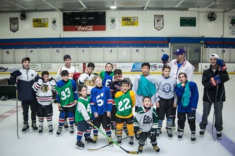 Summer camp Ice Hockey