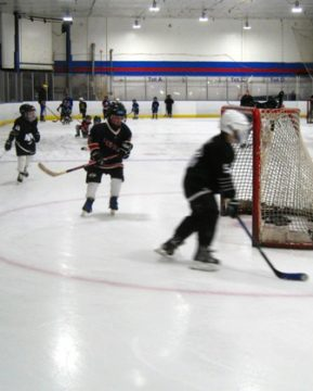 Monday Hockey Clinic